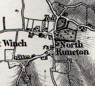 north runcton 1810